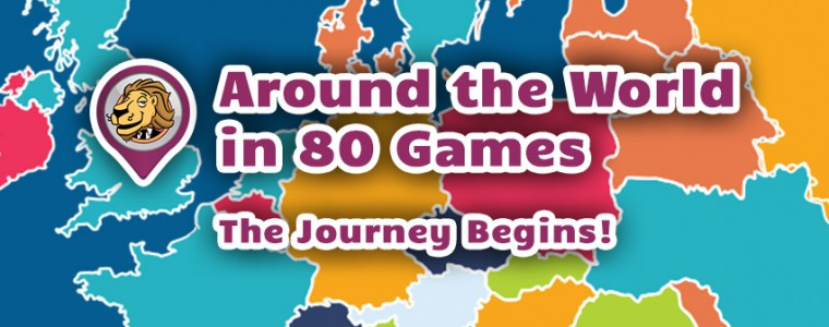 Around the World in 80 Games
